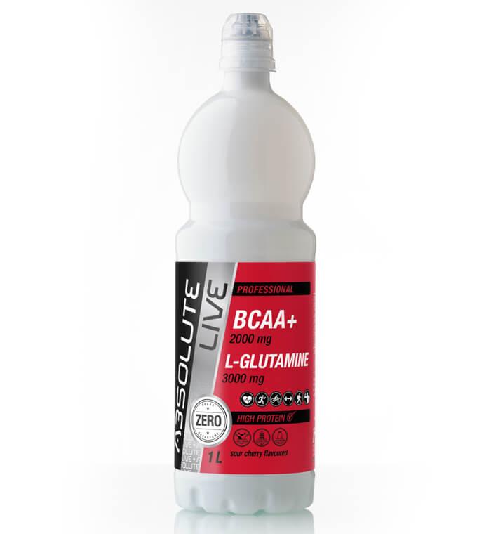 BCAA+Glutamin meggy